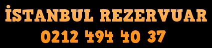 İstanbul Rezervuar Servisi – Servis Fiyatı 49TL